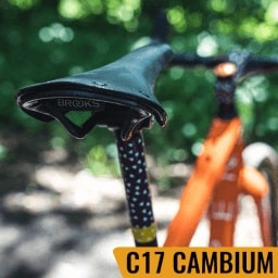 Brooks Cambium Zadels